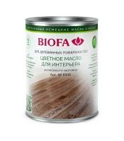 Цветное масло для интерьера BIOFA8500 Биофа Color-Oil For Indoors, 1 литр