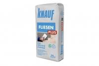 Клей для плитки, Knauf Fliesen Plus, 25 кг