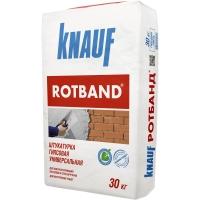 Штукатурка гипсовая, Ротбанд, Knauf, 30 кг