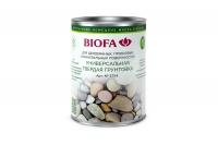 Универсальная твёрдая грунтовкаBIOFA3754 Биофа, 2,5 литра