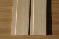 Вагонка из липы 15 х 96 х 1400 мм, Экстра