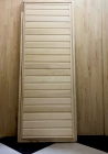 Дверь для бани и сауны 40 х 700 х 1800 мм, глухая №3