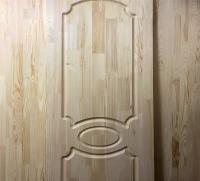 Двери из сосны и ели 40 х 900 х 2000 мм, массив, AB