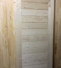 Дверь из сосны и ели 40 х 700 х 2000 мм, массив, AB
