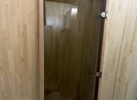 Дверь для бани и сауны 40 х 700 х 1900 мм, бронза