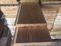 Имитация бруса из лиственницы 20 х 140 х 4000 мм, Прима