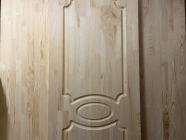 Дверь из сосны и ели 40 х 900 х 2000 мм, массив, Экстра