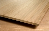 Мебельный щит из дуба 18 х 600 х 1700 мм, цельноламельная, Экстра