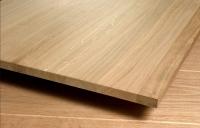 Мебельный щит из дуба 18 х 600 х 1600 мм, цельноламельная, Экстра