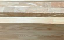 Мебельный щит из сосны и ели 40 х 1000 х 3000 мм, сращенный, Экстра