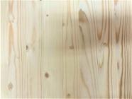 Мебельный щит из сосны и ели 18 х 200 х 2500 мм, цельноламельный, A