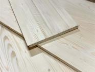 Мебельный щит из сосны и ели 18 х 400 х 2000 мм, цельноламельный, A
