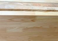 Мебельный щит из сосны и ели 40 х 600 х 2500 мм, сращенный, Экстра