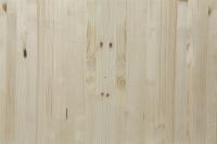Мебельный щит из сосны и ели 28 х 600 х 2500 мм, цельноламельный, A