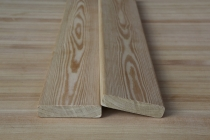 Планкен из лиственницы 20 х 120 х 3000 мм, прямой, Экстра