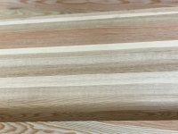 Подоконник из лиственницы 40 х 300 х 3000 мм, цельноламельный, Экстра