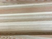 Подоконник из лиственницы 40 х 300 х 1500 мм, цельноламельный, Экстра