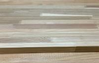 Подоконник из лиственницы 40 х 400 х 1500 мм, сращенный, Экстра