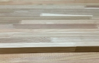 Подоконник из лиственницы 40 х 600 х 3000 мм, сращенный, Экстра