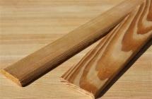 Раскладка из лиственницы 5 х 30 х 3000 мм