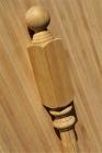Столб из лиственницы 80 х 80 х 1200 мм, Экстра