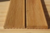 Террасная доска из лиственницы 28 х 145 х 5100 мм, Прима