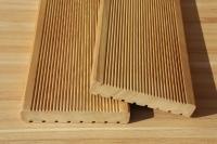 Террасная доска из лиственницы 28 х 145 х 5100 мм, AB