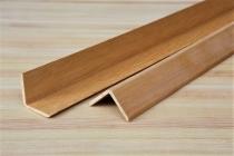 Уголок из лиственницы 40 х 40 х 2500 мм